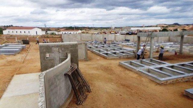 Cemitério novo de Barra de Santana deve ser entregue em novembro