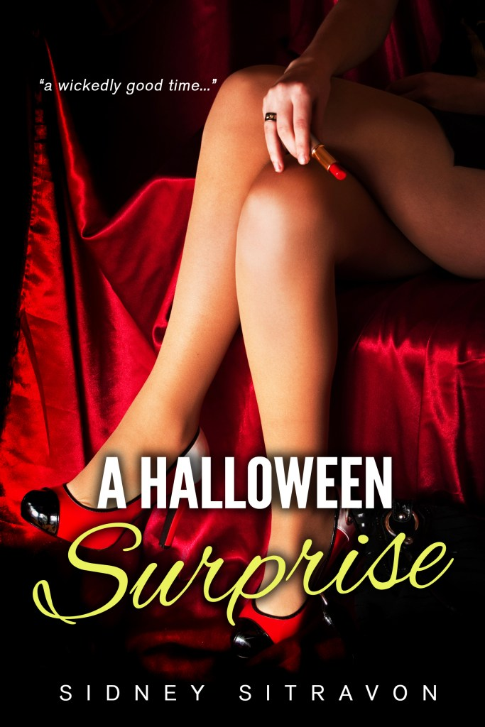 Halloween surprise sidney sitravon