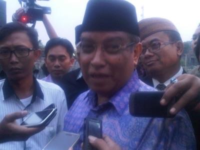 Ketua PBNU KH Said Agil Siradj