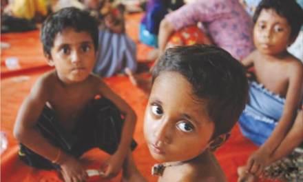 MUSLIM MYANMAR KELOMPOK MINORITAS