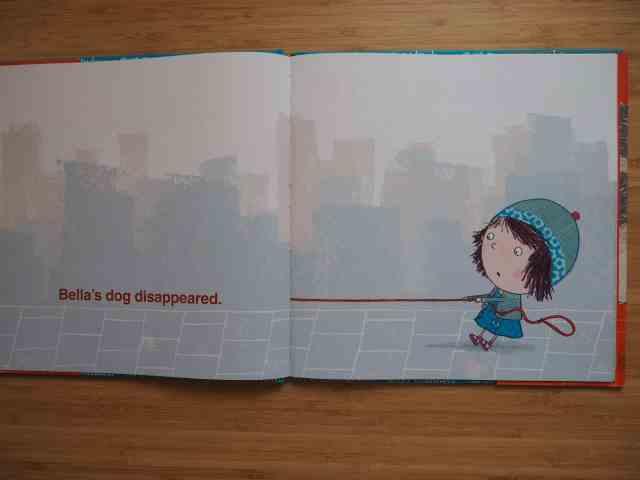 This Book Just Ate My Dog《這本書吃了我的狗!》 內頁