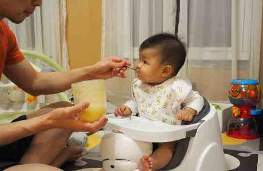寶寶 吃 副食品便秘 食療法