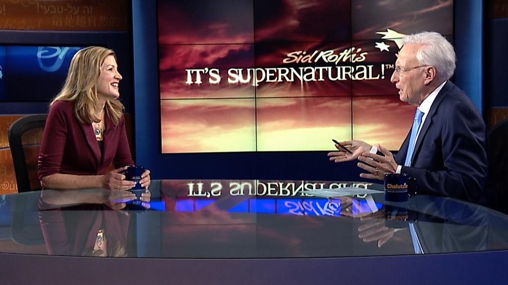 Theresa Dedmon Sid Roth Its Supernatural