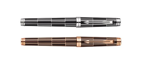 Parker Premier Luxury Editions Black or Brown