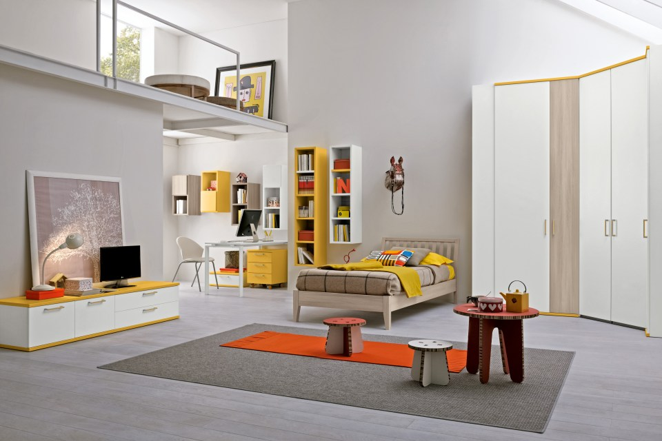 Colombini Casa_Children's Bedrooms 3