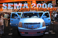 SEMA - the ultimate aftermarket show