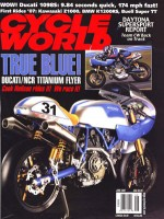 cycle world's for sale: along with the rest of the periodical industry