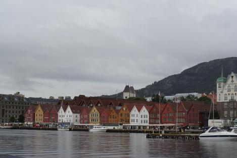 Altes Hanseviertel Bryggen