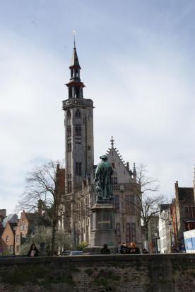 Jan van Eyck-Platz Brügge
