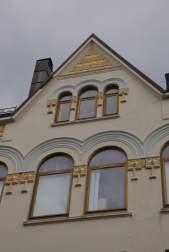 Jugendstilfassade Alesund
