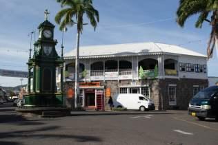 Circus mit Berkeley Memorial St. Kitts