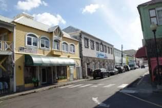 Fort Street St. Kitts
