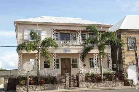 Fred Kelsick Building St. Kitts