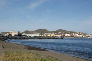 Strand an der Bay Road