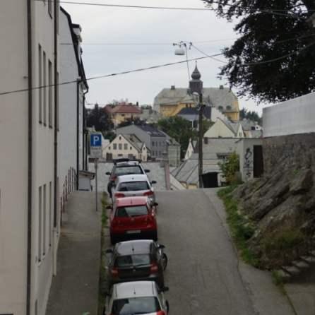 Lihanggata Alesund