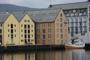 Hafen von Alesund