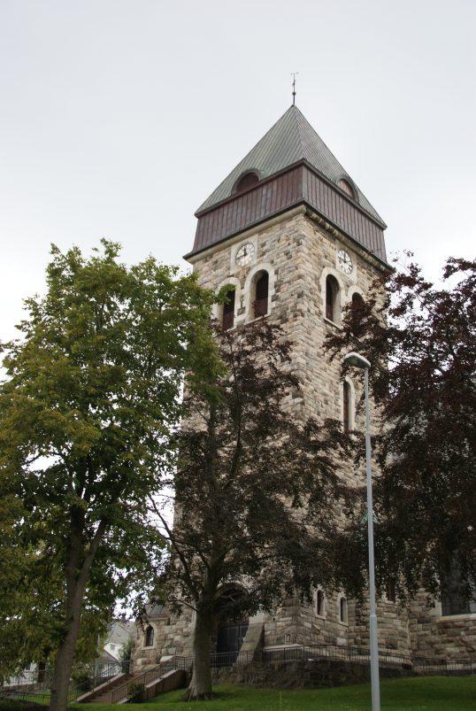 Alesund Krike Kirche