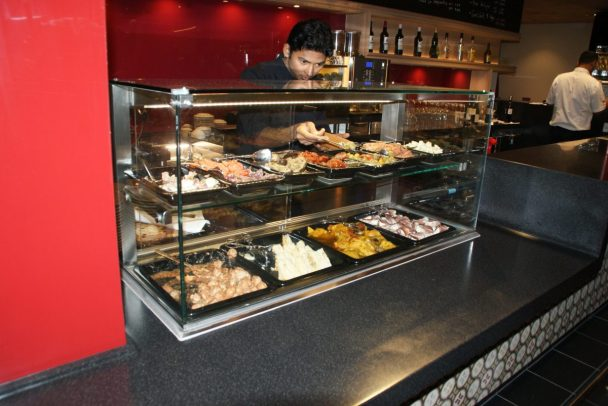 Tapas Bar Aida Essen Bilder