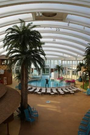 Beach Club Aidaprima Schwimmbad Pool