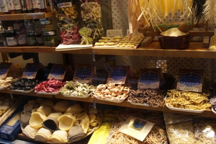 Nudeln Angebot Venedig