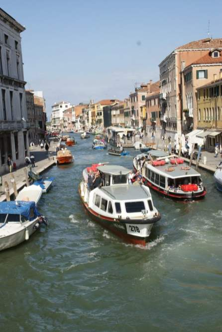 Cannaregio Kanal