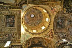 Drittgrößte Kuppel in Rom