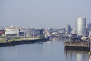 Belfast mit AIDA