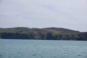 Küstenlandschaft Wales