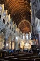 St. Colman Kathedrale von Innen Innenansicht