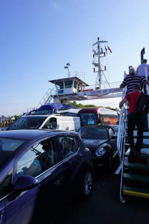 Western Ferries eine Autofähre