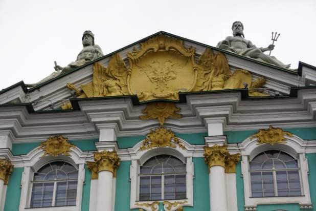 Eremitage-einst Winterpalast