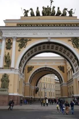 Monument zum Andenken russischer Siege