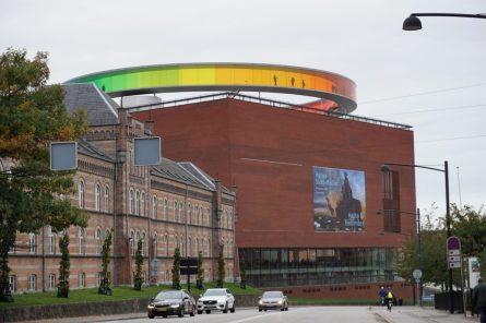 ARoS- das Kunstmuseum mit dem Skywalk 'Your rainbow panorama Aarhus