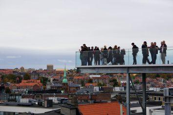 Skywalk Aarhus