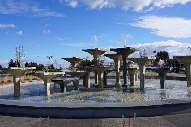 Sprinnbrunnen