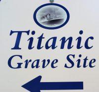 Gräber der Titanic-Opfer