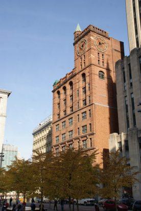 New York Life Insurance Hochhaus