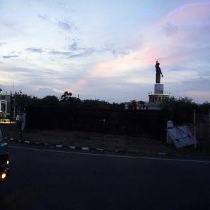 Indonesischer Marineoffizier