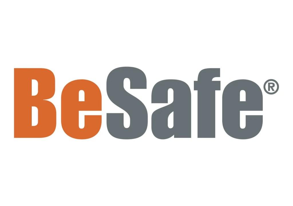 marque BeSafe logo