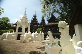 Architecture - Le Dhara Dhevi - Un hôtel aux allures d'un temple thaï - Hôtel, Thaïlande