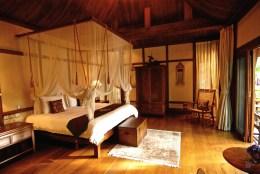 Chambre - Le Dhara Dhevi - Un hôtel aux allures d'un temple thaï - Hôtel, Thaïlande