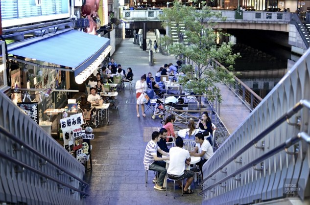 dinner - Virée à Osaka - restos, japon, asie, a-faire
