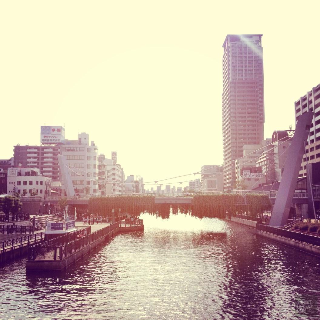 dotunburi sunset - Virée à Osaka - restos, japon, asie, a-faire