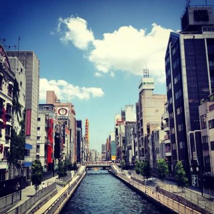 dotunburi - Virée à Osaka - restos, japon, asie, a-faire
