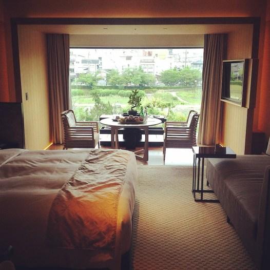 Kyoto Ritz - Un Ritz à Kyoto - japon, hotels, asie