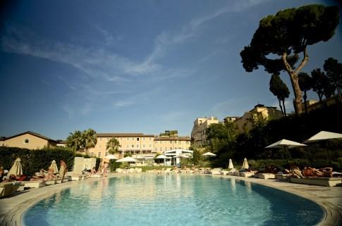 DSC_2992 - Un Gran Melia à Roma - italie, hotels, europe
