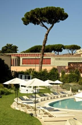 DSC_3026 - Un Gran Melia à Roma - italie, hotels, europe