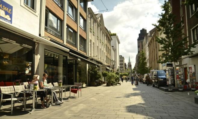 DSC_8784 - Du beau, du bon, Düsseldorf - hotels, europe, cafes, allemagne, a-faire