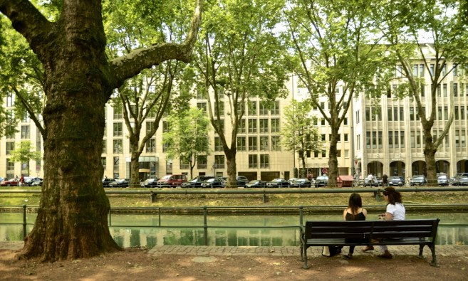 DSC_8940 - Du beau, du bon, Düsseldorf - hotels, europe, cafes, allemagne, a-faire
