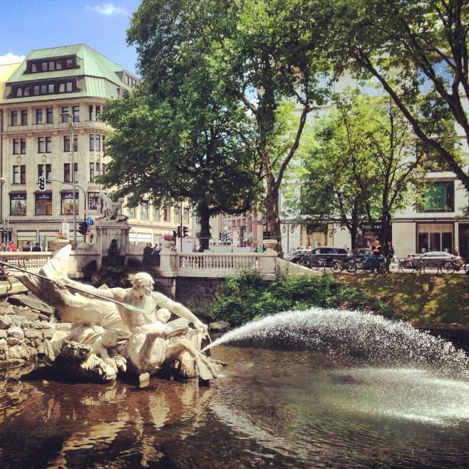 IMG_3665 - Du beau, du bon, Düsseldorf - hotels, europe, cafes, allemagne, a-faire